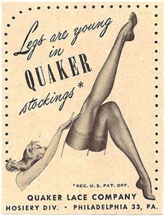 1940s stockings