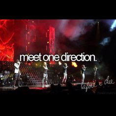 Meet One Direction <3