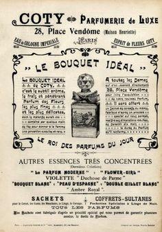 Coty (Perfumes) 1902