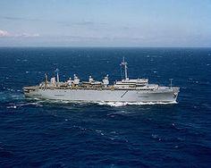 USS Shenandoah AD-44 Destroyer Tender