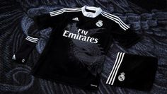 ADIDAS REVEAL REAL MADRID 14/15 UCL KIT
