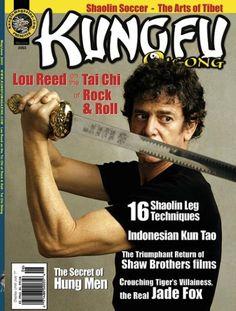Hear Lou Reed's tai chi music