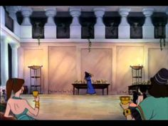 Daniel - Animated Bible story from the Old Testament