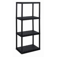 Style Selections 30 In H X 24 In W X 14 In D 3 Tier Steel