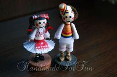 quill doll, costum popular, quill idea, quill tutori, quill art, quill 3d, set miniaturi