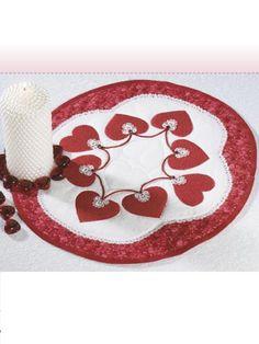 FREE Valentine's Day Quilt Patterns