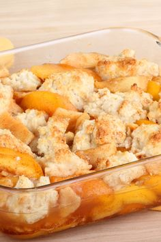 Southern Peach Cobbler Recipe