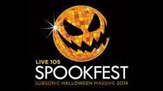 Live 105's Spookfest