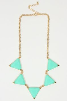 Turquoise! The Great Pyramids $25.00 at www.modernego.com/the-great-pyramids.html @Olivia Gulick