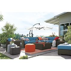 Ventura Outdoor Collection | Crate and Barrel