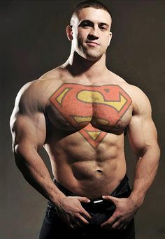 Superman! #hunk