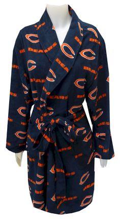 Chicago Bears Ladies Fleece Robe