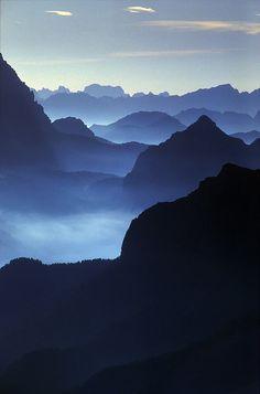 Marmolada - Dolomiti - Alps - Trentino - Italia - Italy #Dolomites #Dolomiten #Dolomitas #Dolomiti #DolomitiUnesco
