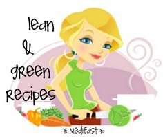 Lean & Green Medifast Recipes (at quick glance they seem all or most LC!)