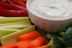 Greek Yogurt and Cottage Cheese Dip with Dill (Very diet-friendly dip; but don't eat with carrots for SBD Phase One)