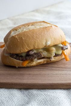 Easy Steak & Cheese