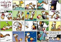 love, love, love Calvin and Hobbes !!!