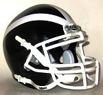 West Campus Warriors 2011 Schutt Replica Mini Helmet - Sacramento, CA