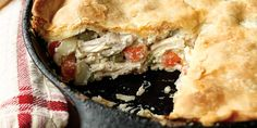 Chicken-Pie - Our State Magazine  Recipes tested, propped and styled by Wendy Perry