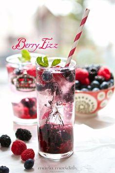 Berry Fizz   Cheers, Mofo!