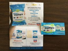 Free  Saline Soother