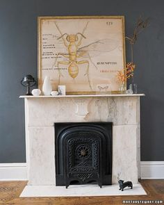 Style the Perfect Hearth: Easy Elegance