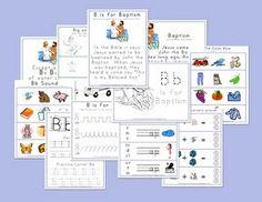 Free LDS-based preschool curriculum!