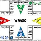 Here's another fun Wahoo game!  I hope your kids love it as much as mine.  This game is a GREAT way for students to practice reading their words.  ...