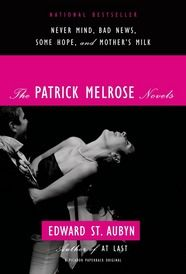 Andrew Karre's book pick was the entire Patrick Melrose series by Edward St. Aubyn
