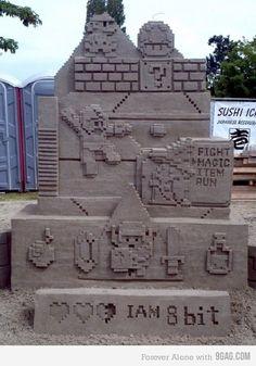 Lets build sandcastles!