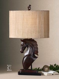 UM-27362-1 Uttermost Cavallo Table Lamp