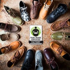 Announcing the world's first #FairTrade Certified #shoes - and you have a chance to #win a pair! http://fairtrd.us/1bGUk5J After you enter, ...
