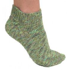 Free Sockies Knit Pattern - Free Patterns - Books & Patterns