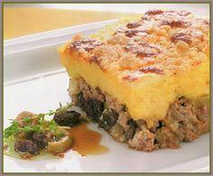 Cocina Rapida y Facil!!!: Pastel de Carne y Polenta