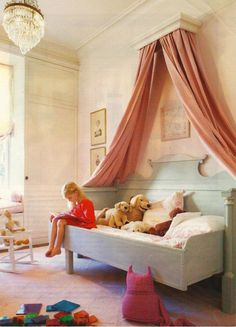 Big girl bed!