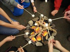 A Delightful Evening Around the Campfire: Stories of Abraham, Isaac, and Jacob | Catechist's Journey