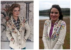And while you're at it, make the matching Anthropologie cardigan. | 35 Money-Saving Home Decor Knock-Offs