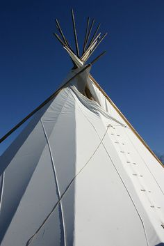 Teepee by Bernzilla, via Flickr