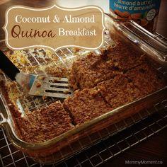 Coconut Almond Quino