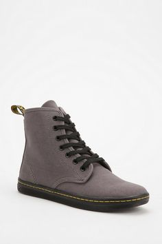 $70 Dr. Martens Canvas Shoreditch Boot  #UrbanOutfitters