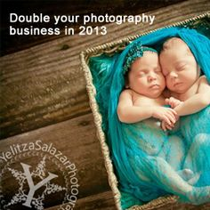 Double Your Photo Business in 2013 with 3 Online Strategies