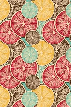 citric pattern - ref