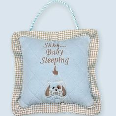 Little Waggles Pillow