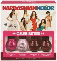 Nicole by OPI Kardashian Kolor 2486