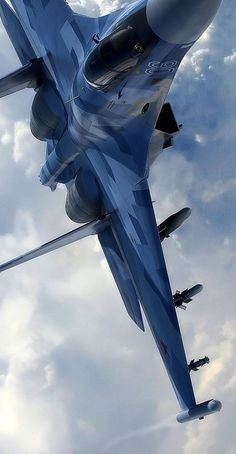 SU-35 Magnificent Machine