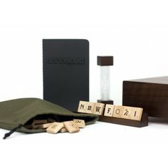 Scrabble Typography 2nd Edition by Andrew Capener
