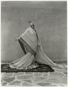 Ruth St. Denis (January 20, 1879 – July 21, 1968) was an American modern dance pioneer, introducing eastern ideas into the art. She was the co-founder of the American Denishawn School of Dance and the teacher of several notable performers.
