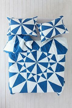 Assembly Home Radial Geo Duvet Cover - Urban Outfitters