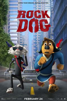 See the Rock Dog mov