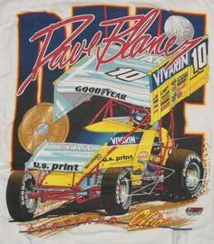 Dave Blaney T-Shirt sprint car, race car, dirt race, race boy, car race